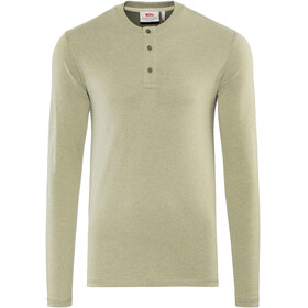 Fjällräven Greenland Re-Cotton Buttoned LS Shirt Men Green